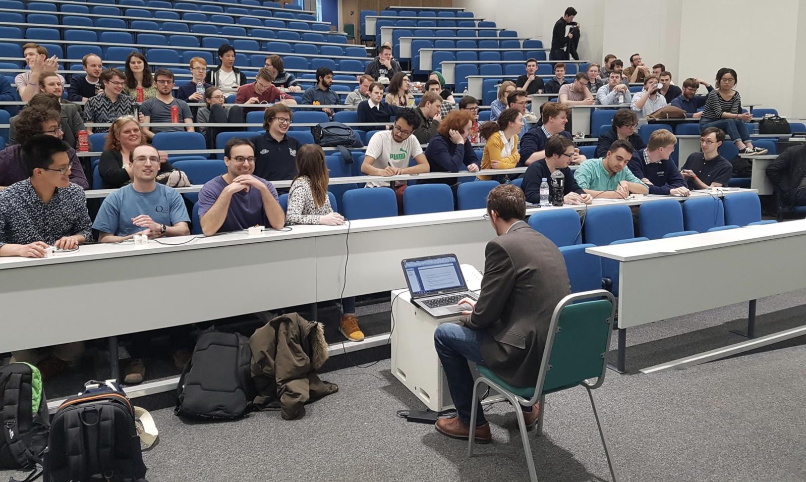 British Student Quiz Championships–2018: report